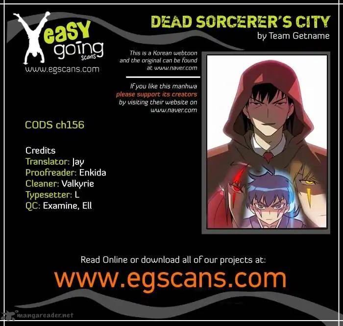 City of Dead Sorcerer 156