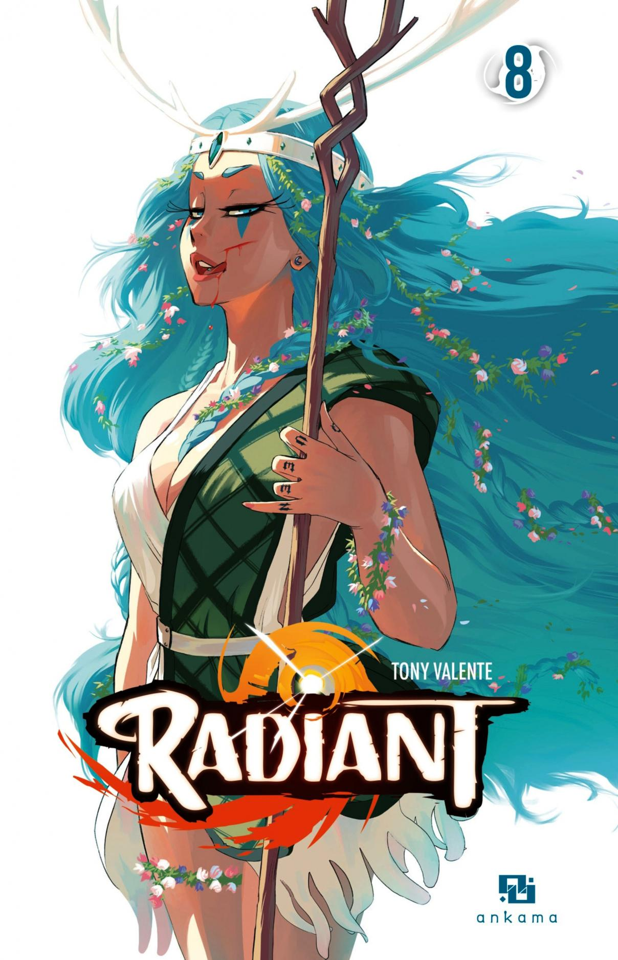 Radiant Vol. 8 Ch. 53 The Rebellious Heir