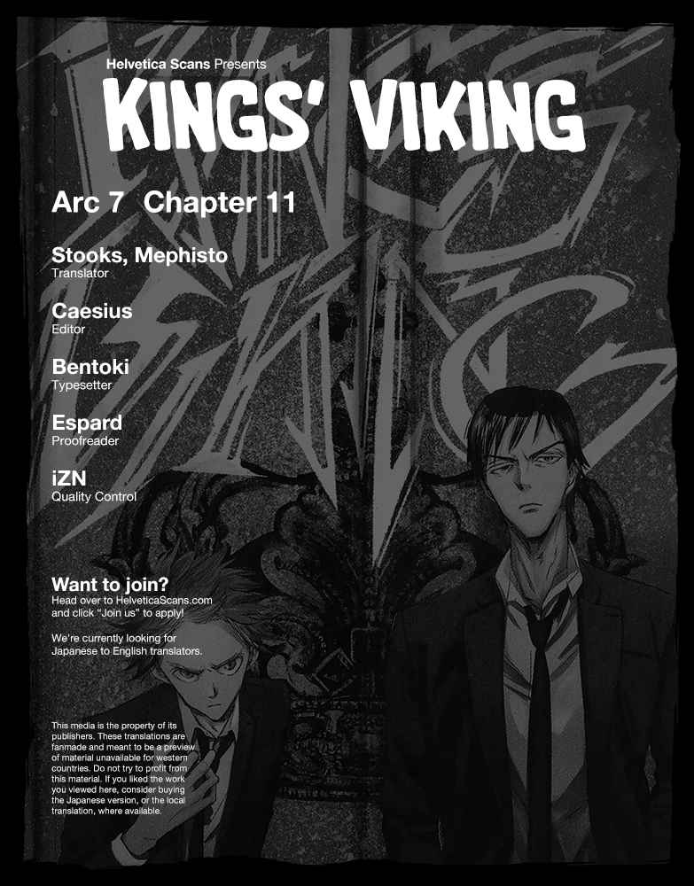 Kings' Viking Vol. 5 Ch. 52 Arc 7 Chapter 11