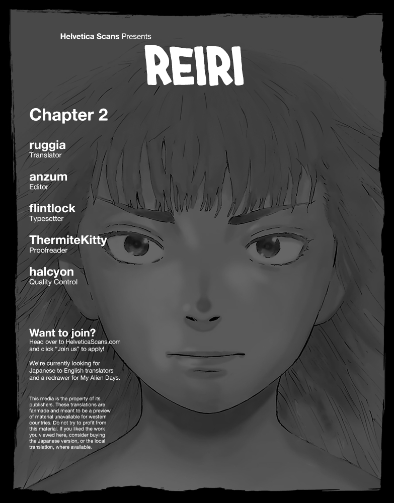 Reiri Vol. 1 Ch. 2 Guest of the Night