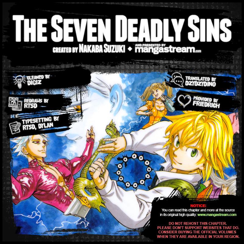 The Seven Deadly Sins 298, The Seven Deadly Sins 298 Page