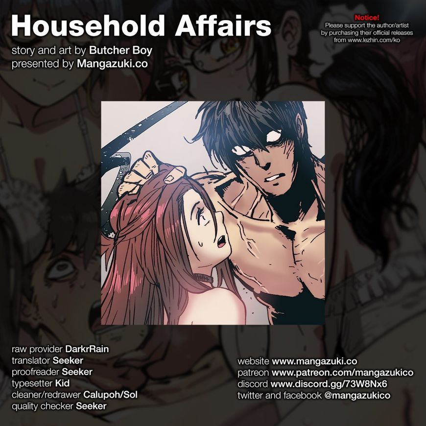 Household Affairs 85