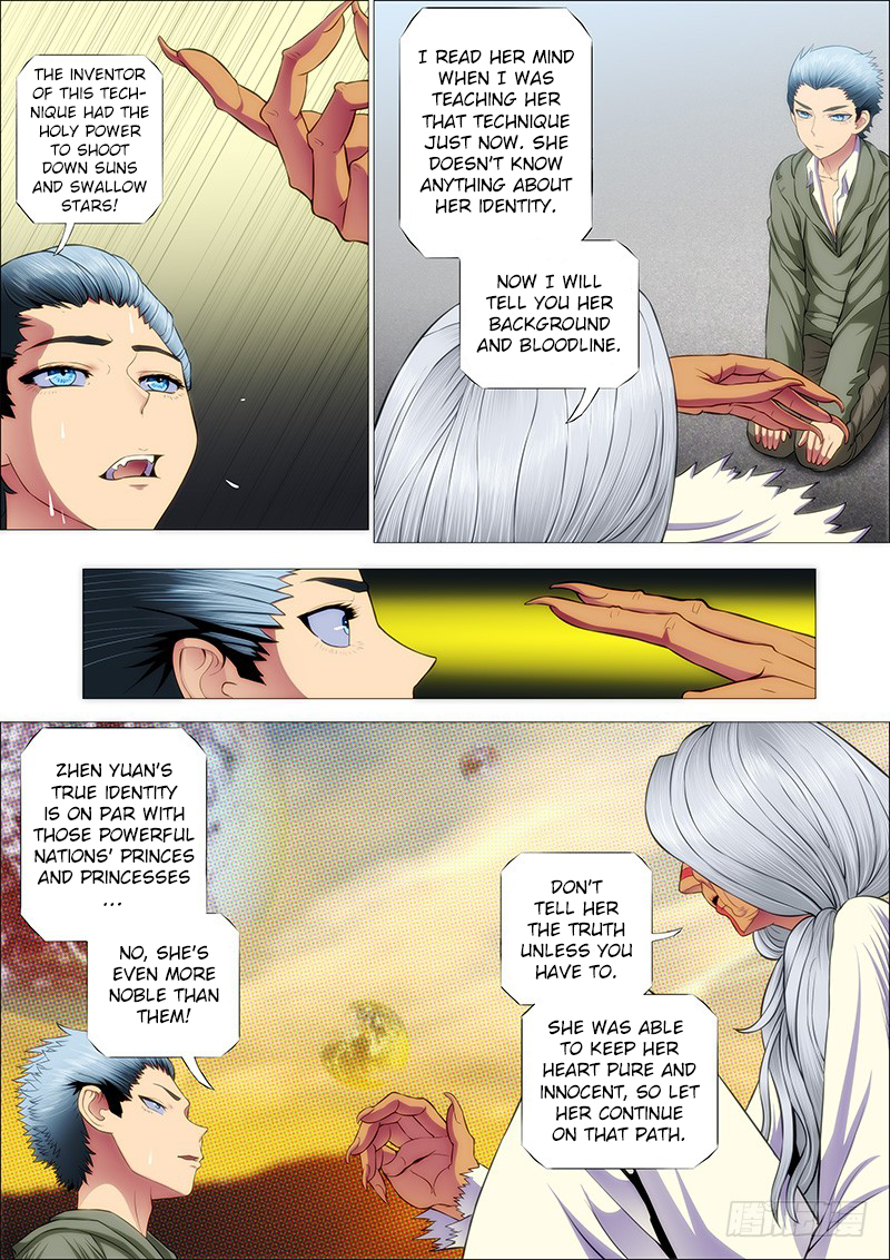 Iron Ladies Ch. 106 Evil Dragon Protects the Shura