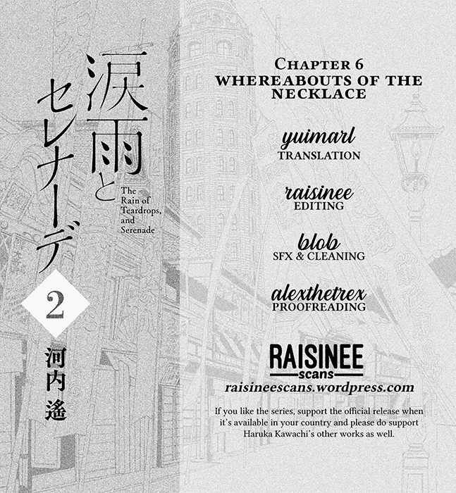 Namida Ame to Serenade Vol. 2 Ch. 6 Whereabouts of the Necklace