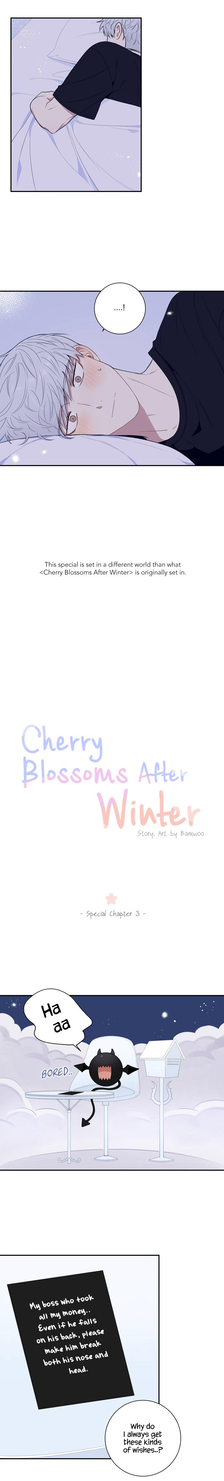 Cherry Blossoms After Winter Ch.94