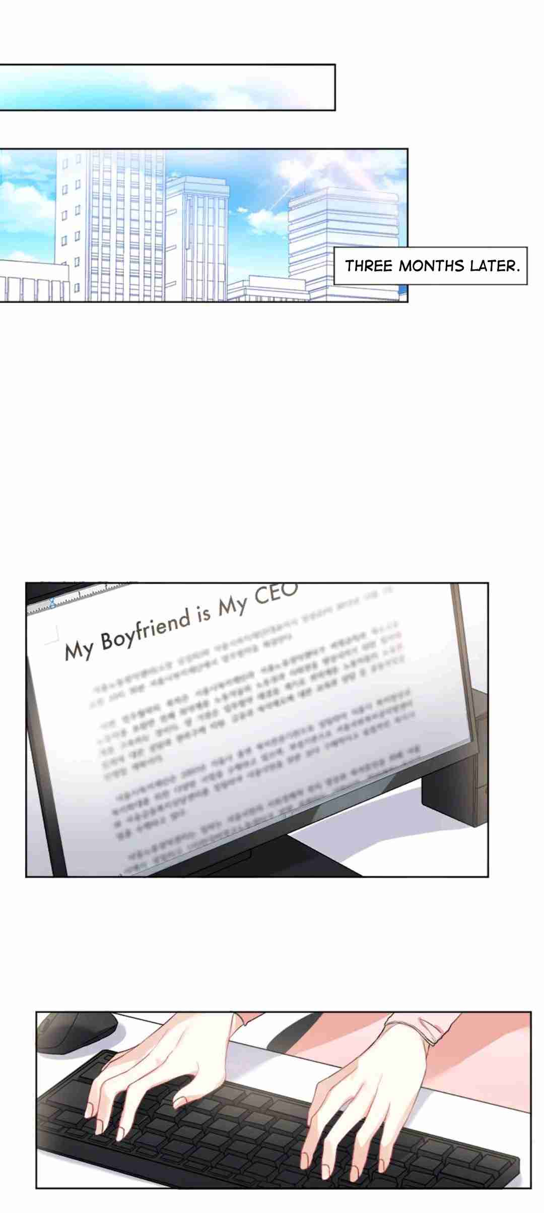 CEO's Top Secret Ch. 2