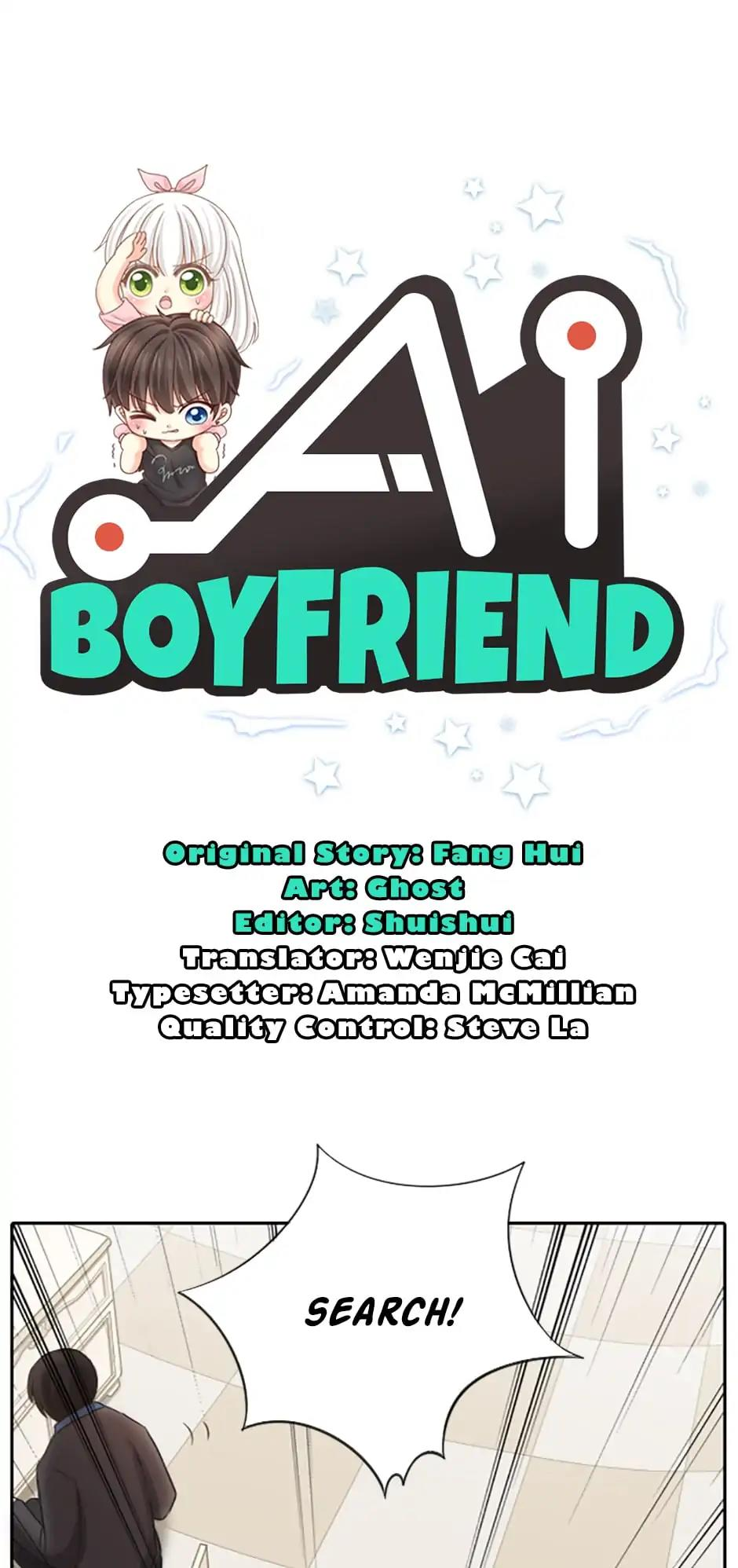AI Boyfriend Chapter 5: