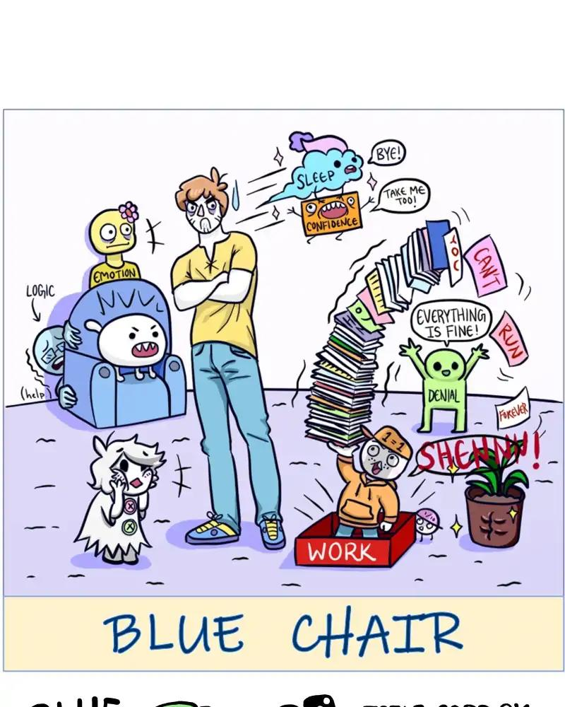 Bluechair Chapter 647