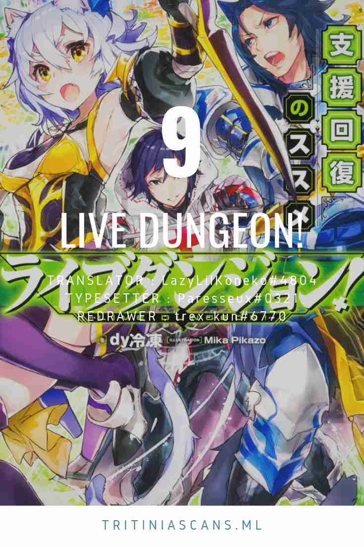 Live Dungeon! Ch. 9 The Heart of an Explorer