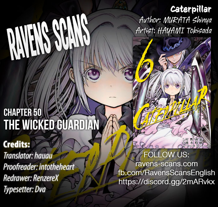 Caterpillar Vol. 6 Ch. 50 The Wicked Guardian