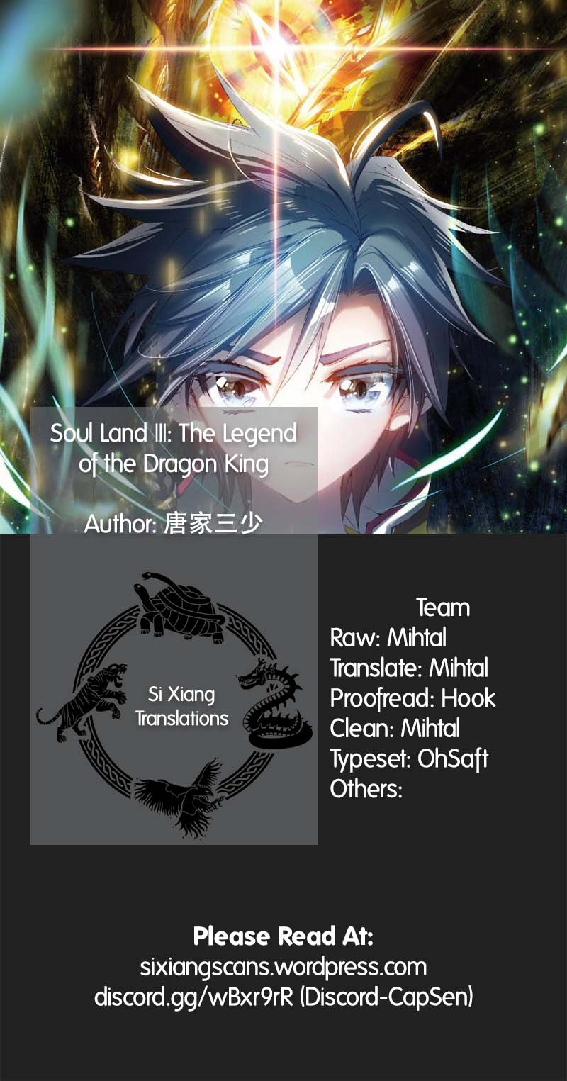 Soul Land III The Legend of the Dragon King Ch. 56 Accidental Meetup With Senior Sister