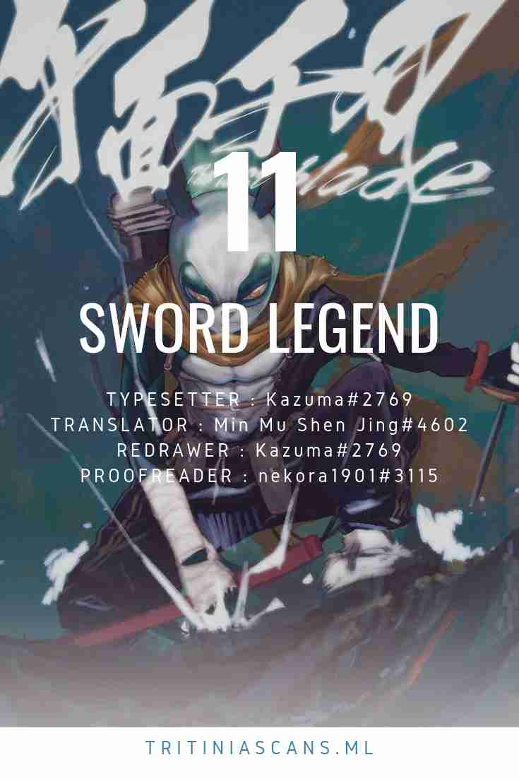 Sword Legend Ch. 11 My Number of Lives Isn't Limited to One