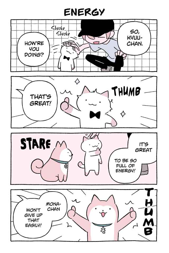 Wonder Cat Kyuu chan Vol. 6 Ch. 620 Energy