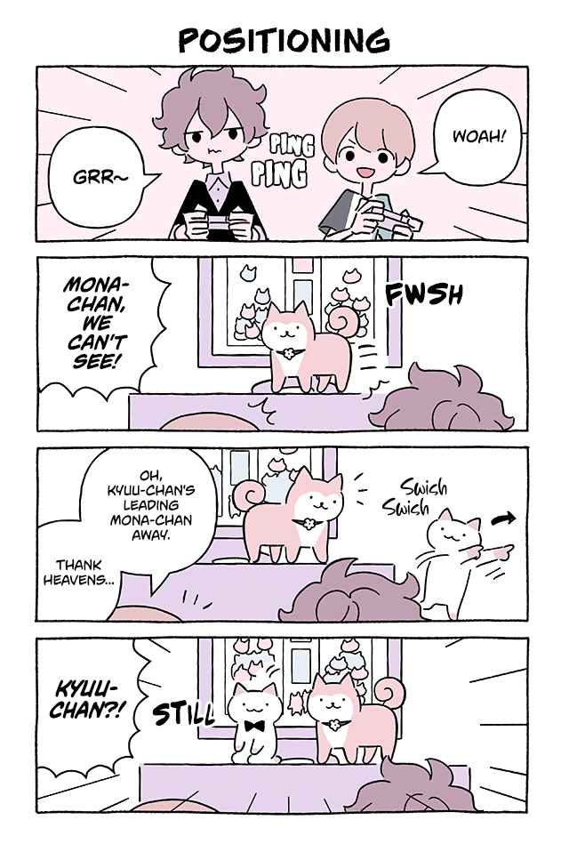 Wonder Cat Kyuu chan Vol. 6 Ch. 631 Positioning