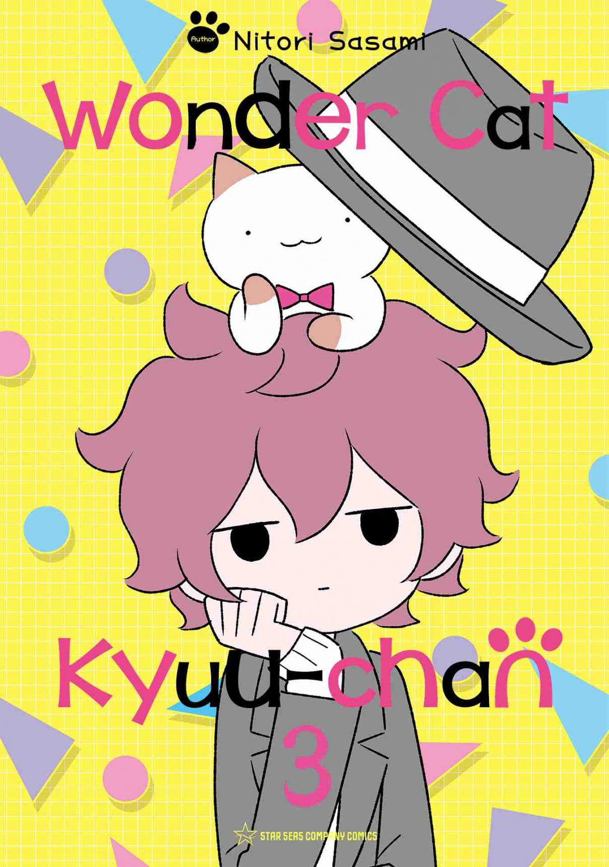 Wonder Cat Kyuu chan Vol. 3 Ch. 320.5 Volume 3