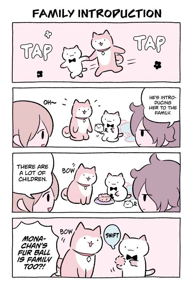 Wonder Cat Kyuu chan Vol. 5 Ch. 476 Family Introduction