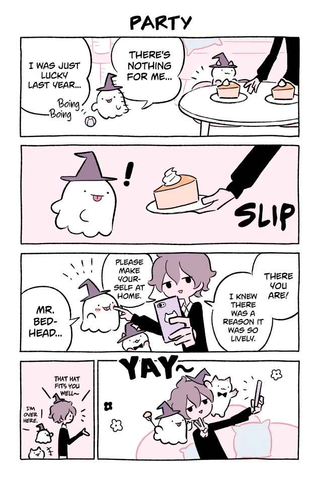 Wonder Cat Kyuu chan Vol. 5 Ch. 501 Party