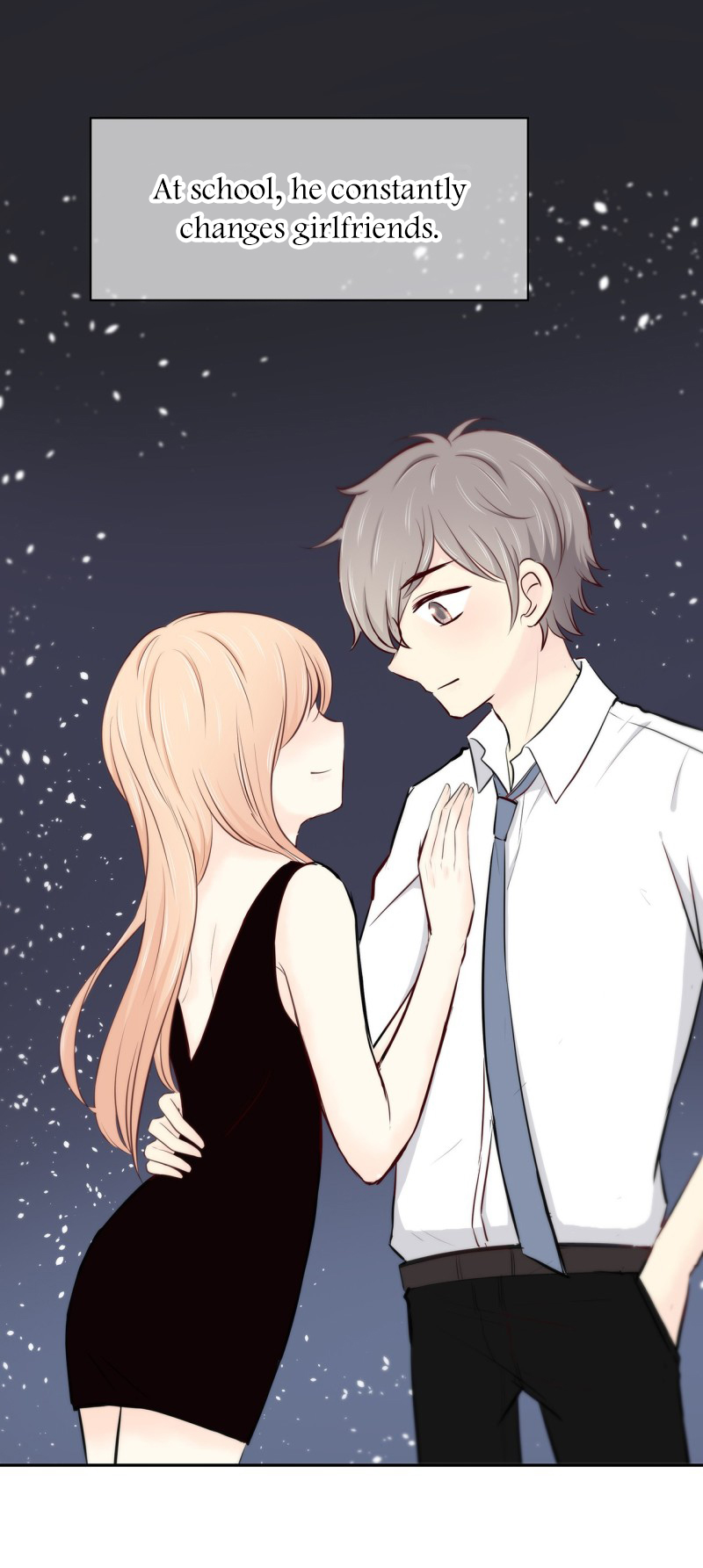 I Want to Kiss You, in That Moment ch.22