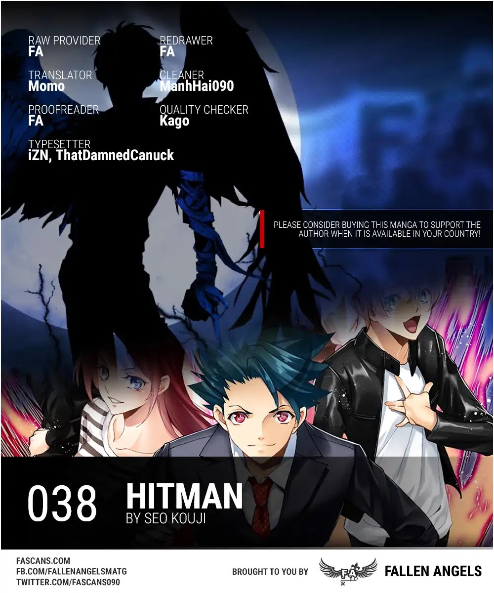 Hitman (Kouji Seo) Chapter 38: The Internet's Reactions
