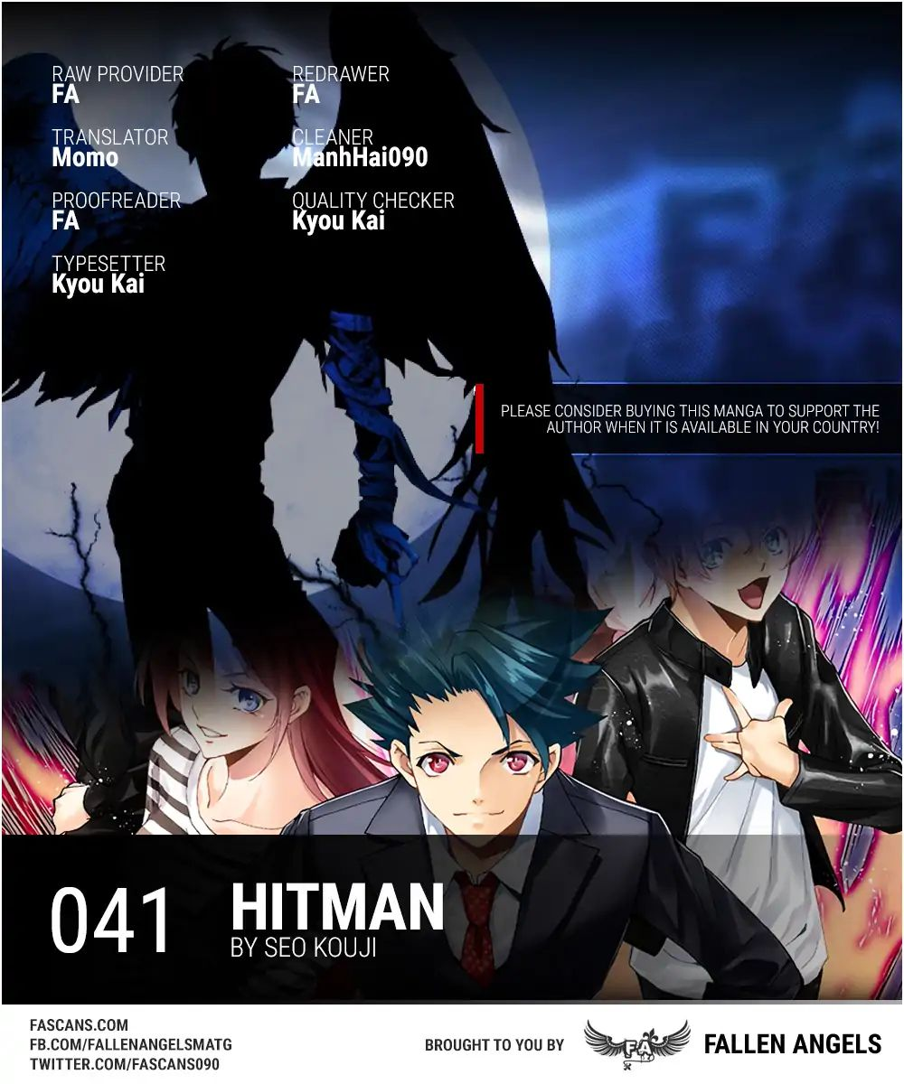 Hitman (Kouji Seo) Vol.4 Chapter 41: An Interview and a Bolt of Lightning