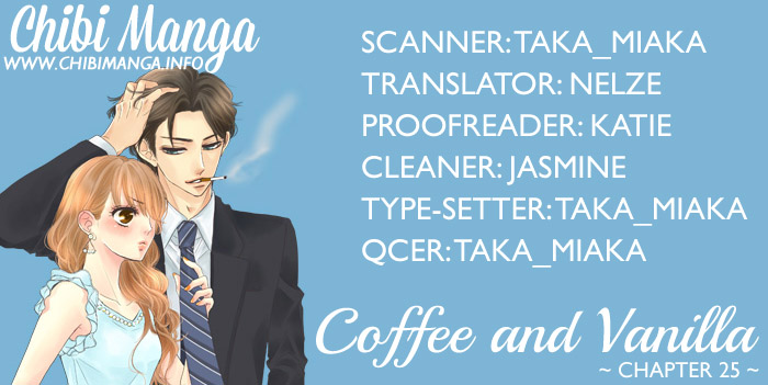 Coffee & Vanilla Vol. 6 Ch. 25