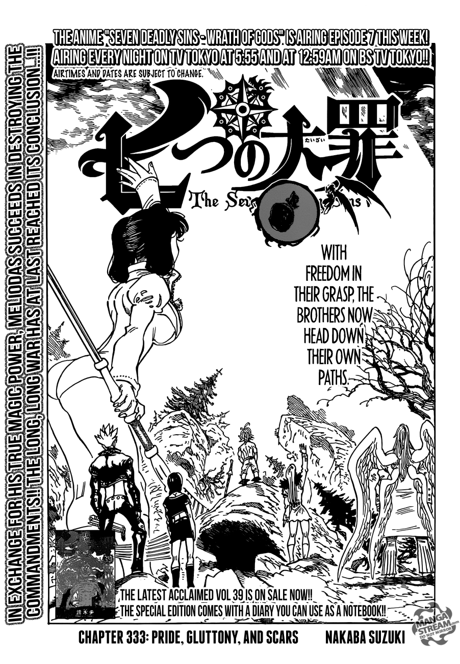 The Seven Deadly Sins 333