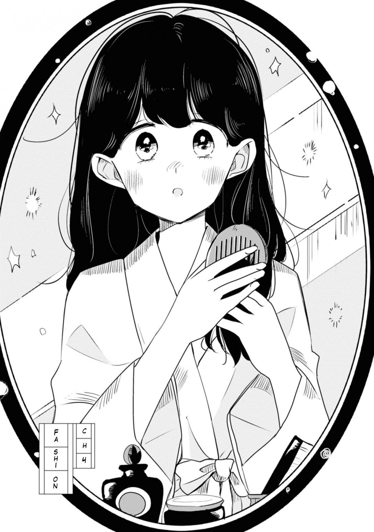 Yuki and the Authoress Ch. 4