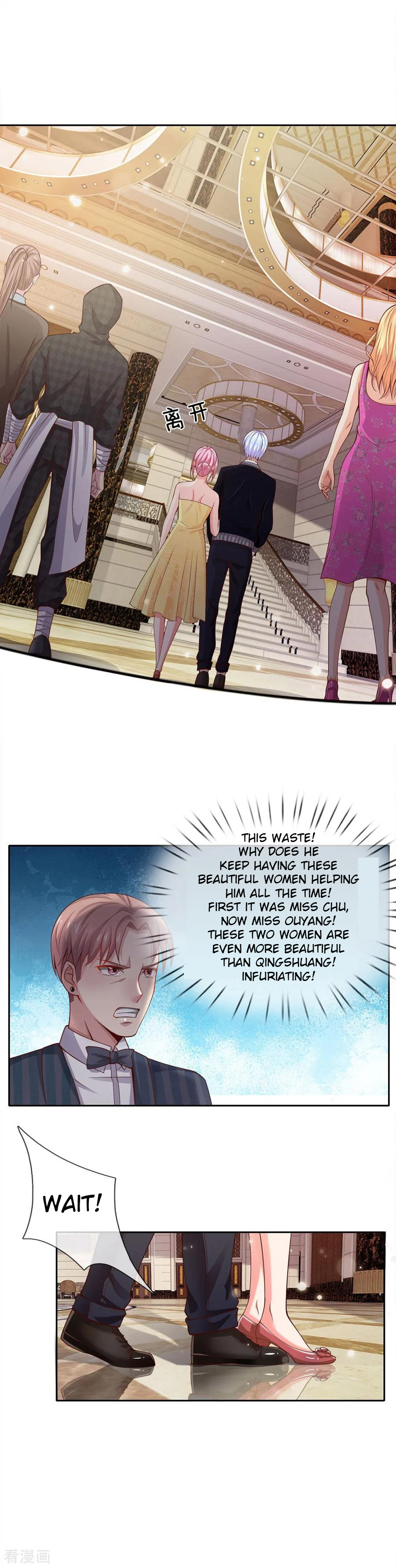 I'm The Great Immortal Ch. 37
