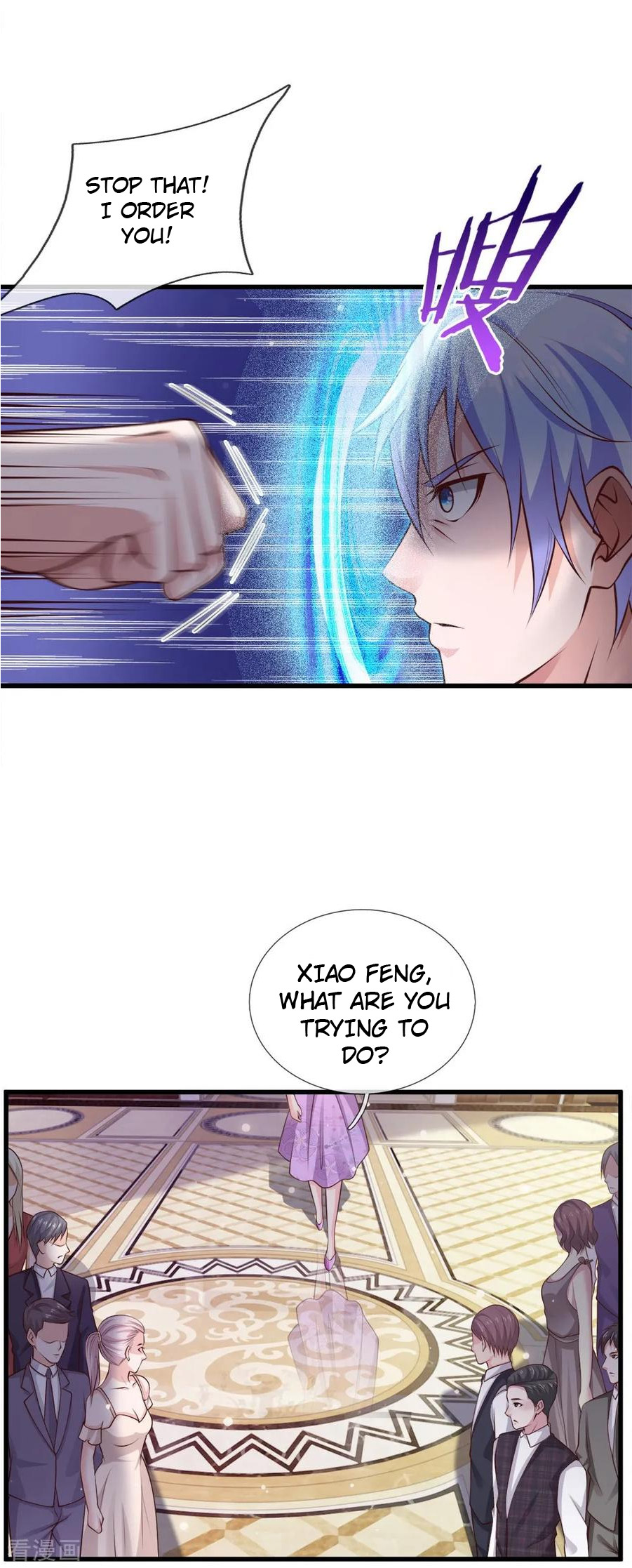 I'm The Great Immortal Ch. 38