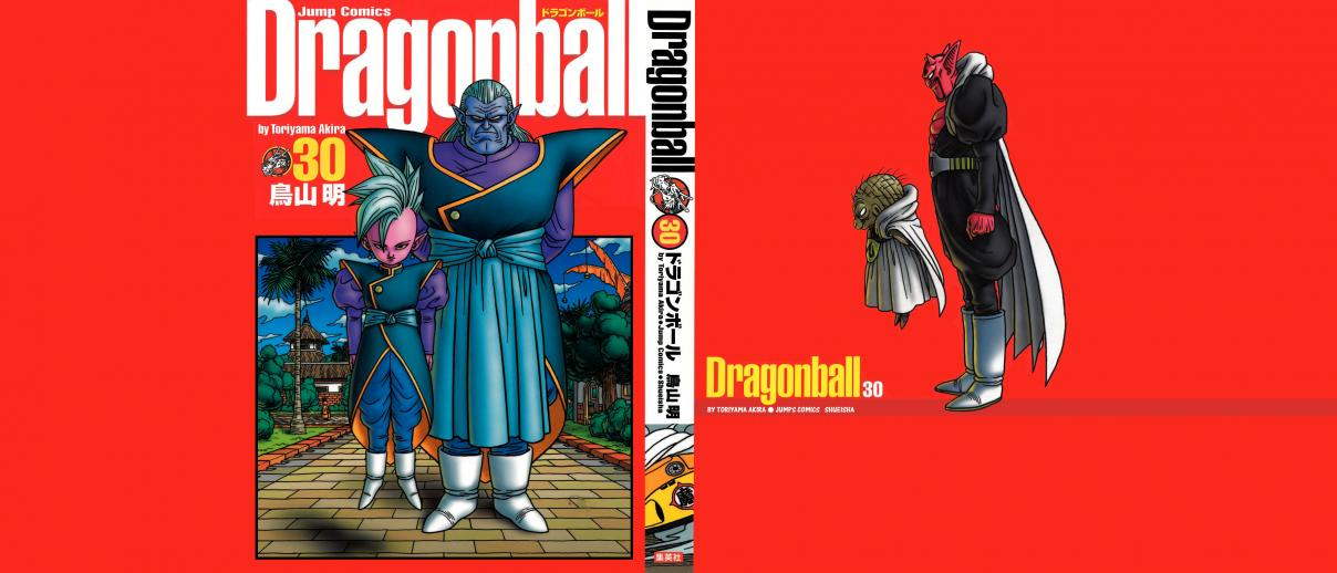 Dragon Ball Vol. 37 Ch. 437 A Mysterious Pair