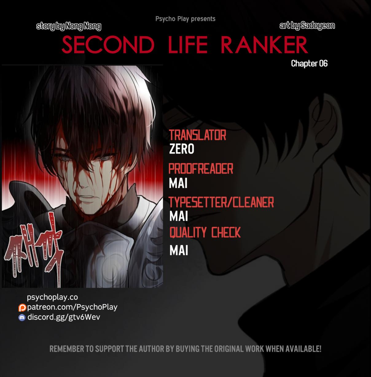 Second Life Ranker Ch. 6