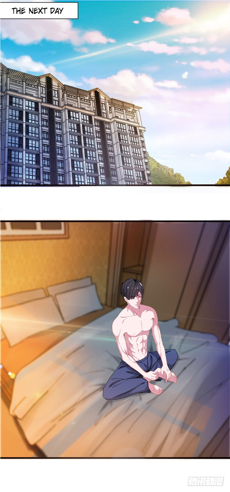 Rebirth of The Urban Mad Immortal Ch. 3