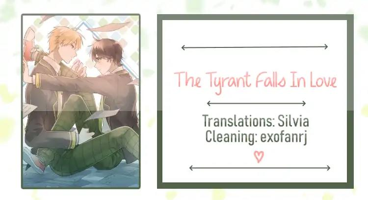 The Tyrant Falls in Love (Can Can) Chapter 17.5