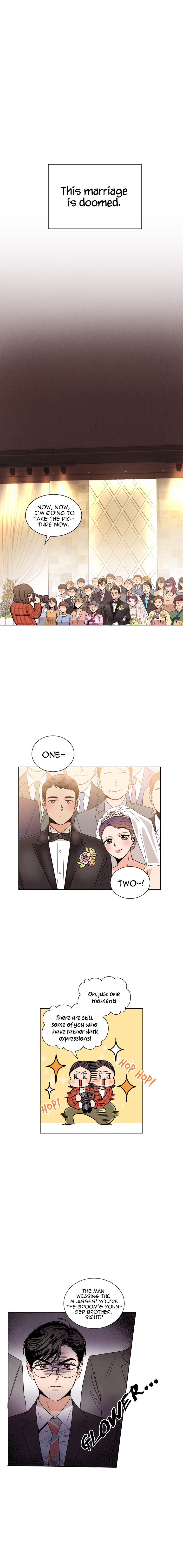 Goodbye, In law Ch. 1