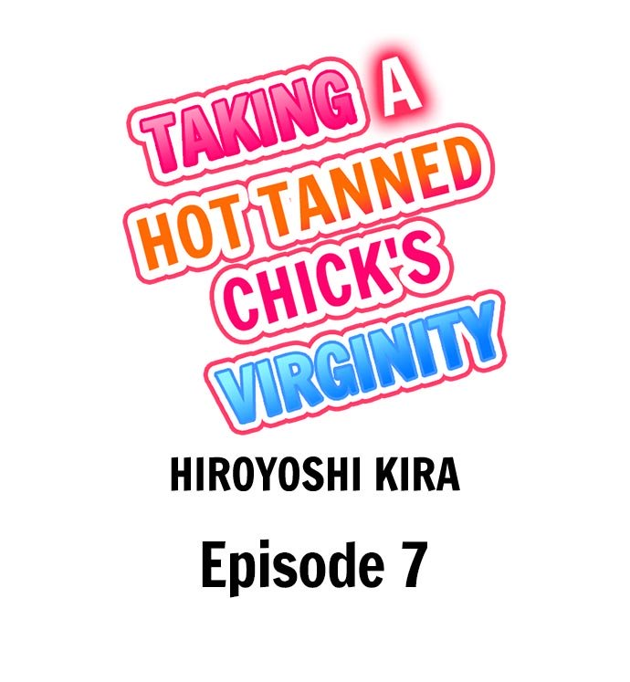 Taking a Hot Tanned Chick's Virginity Ch.7