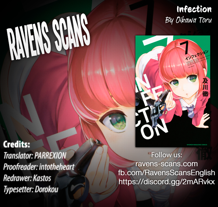 Infection Vol. 7 Ch. 60 A Mother's Feelings