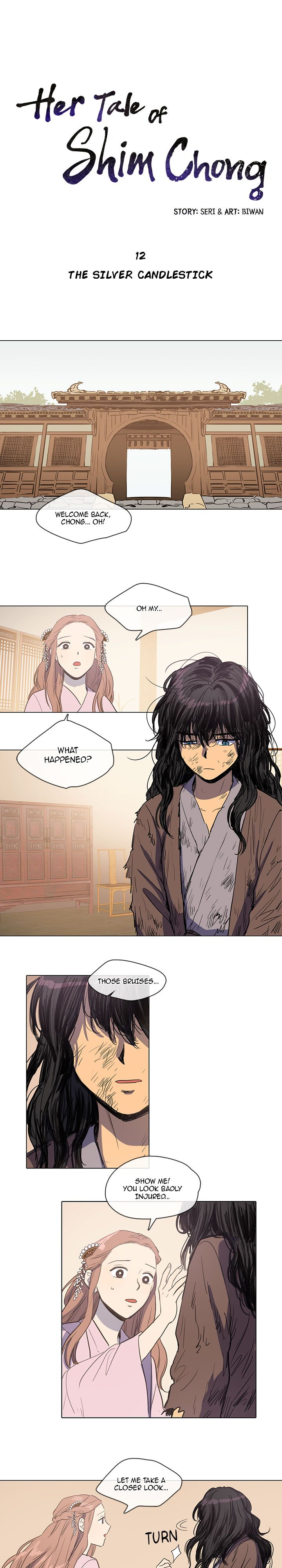 Her Tale of Shim Chong Ch.12