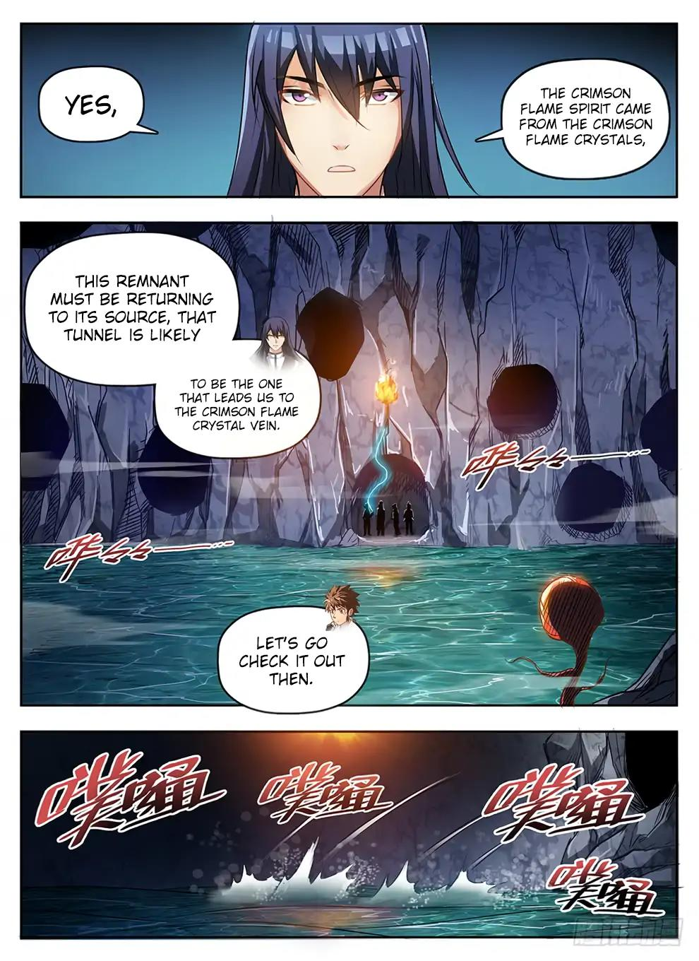 Hunter Age Chapter 240: