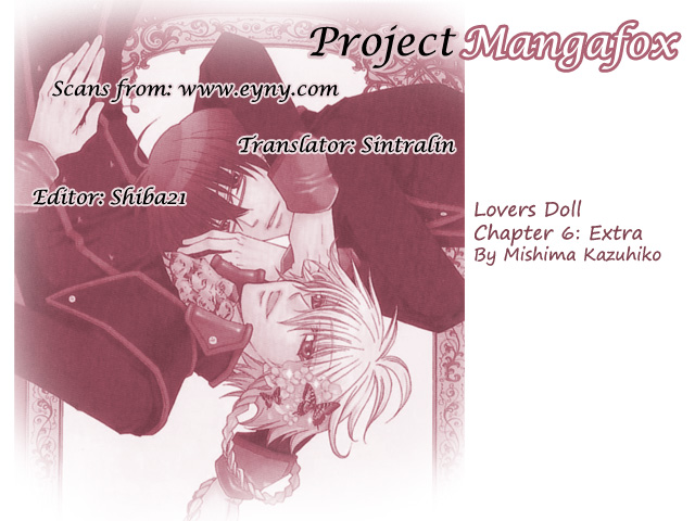 Lovers♥Doll Vol. 1 Ch. 6