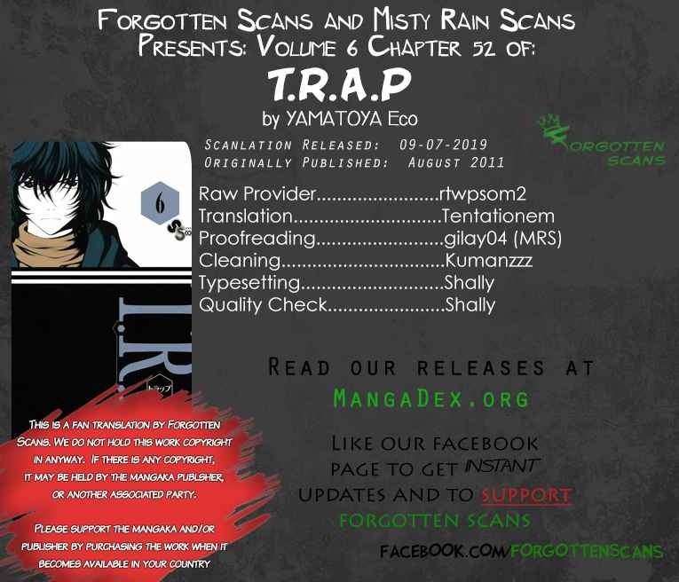 T.R.A.P. Vol. 6 Ch. 52 Sanctuary