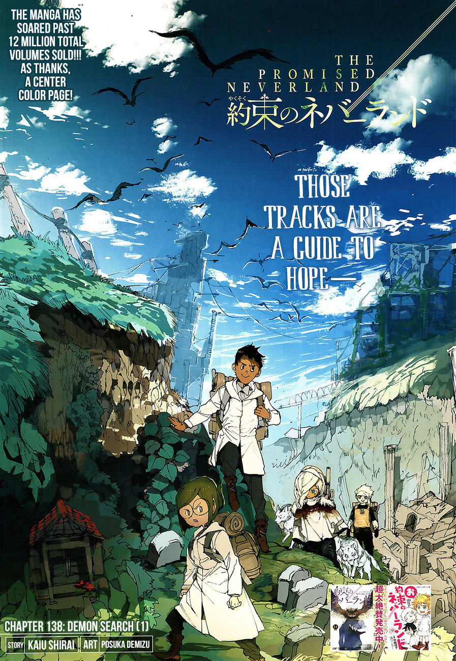 The Promised Neverland 138