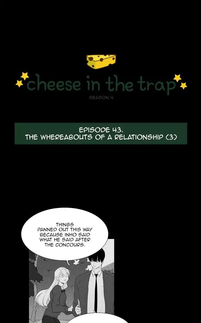 Cheese in the Trap Chapter 267:
