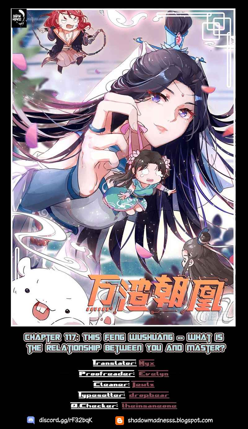 Cheating Men Must Die Ch. 117 This Feng Wushuang What is the relationship between you and master?