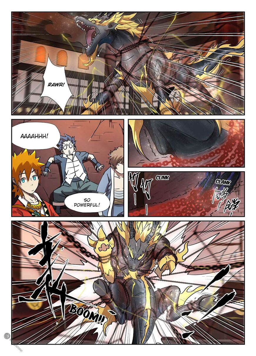 Tales of Demons and Gods ch.277.5