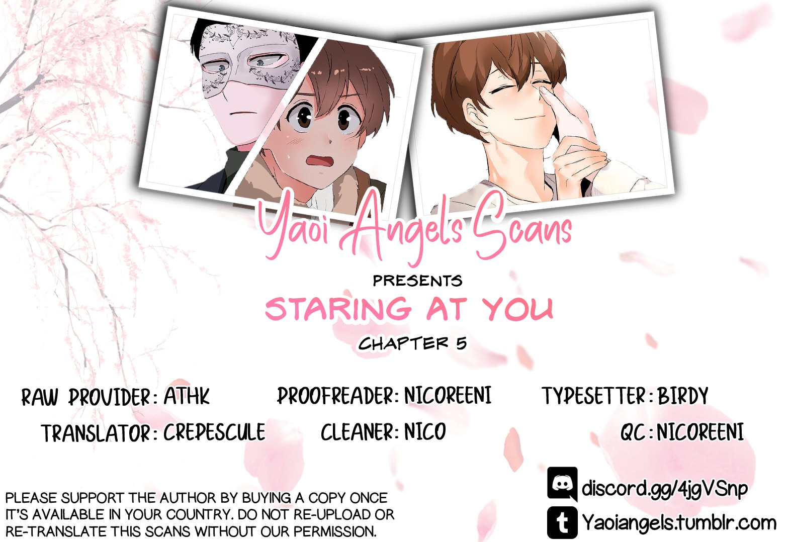 Staring At You ch.5