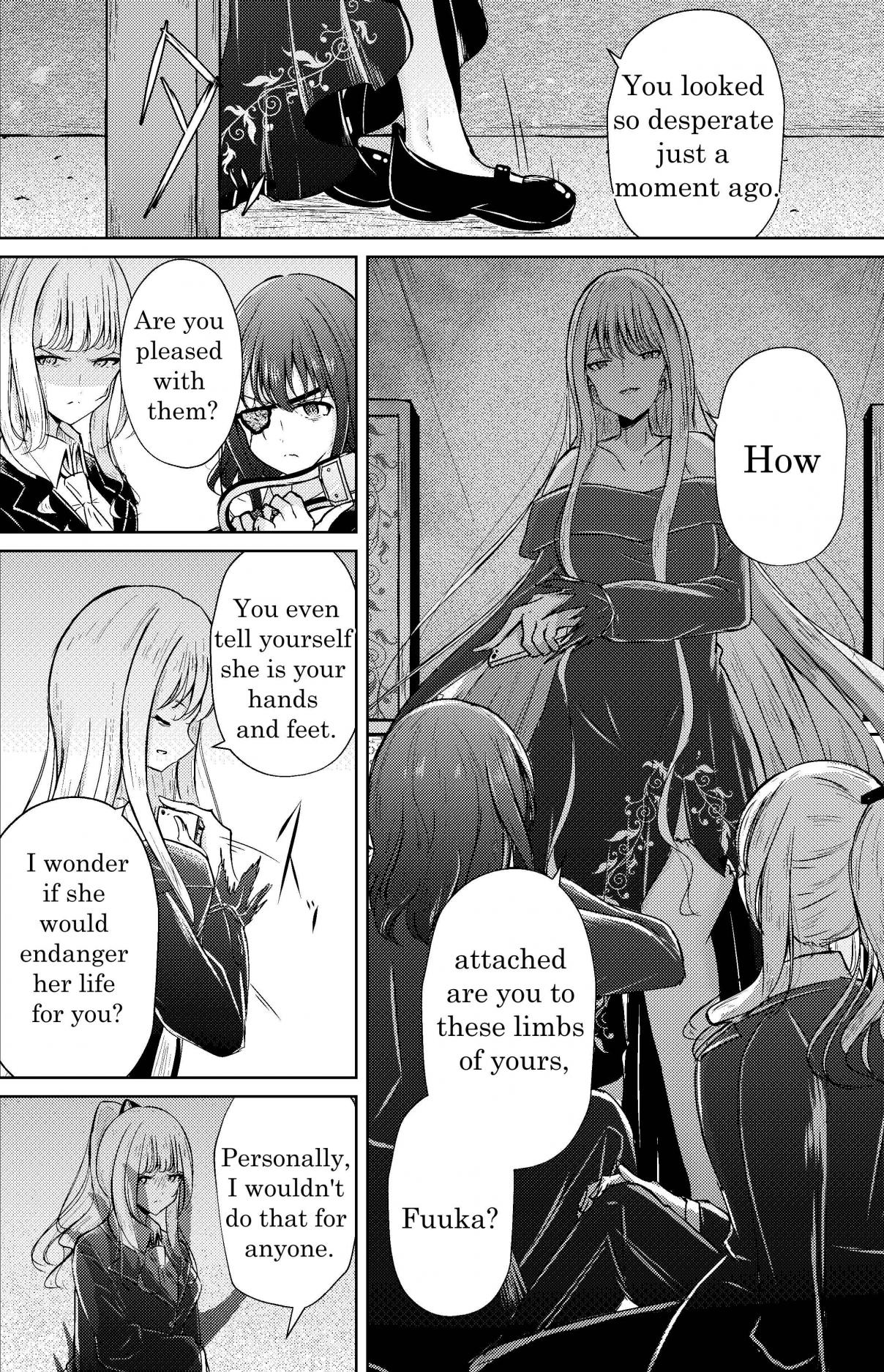 And Kaede Blooms Gorgeously Ch. 26