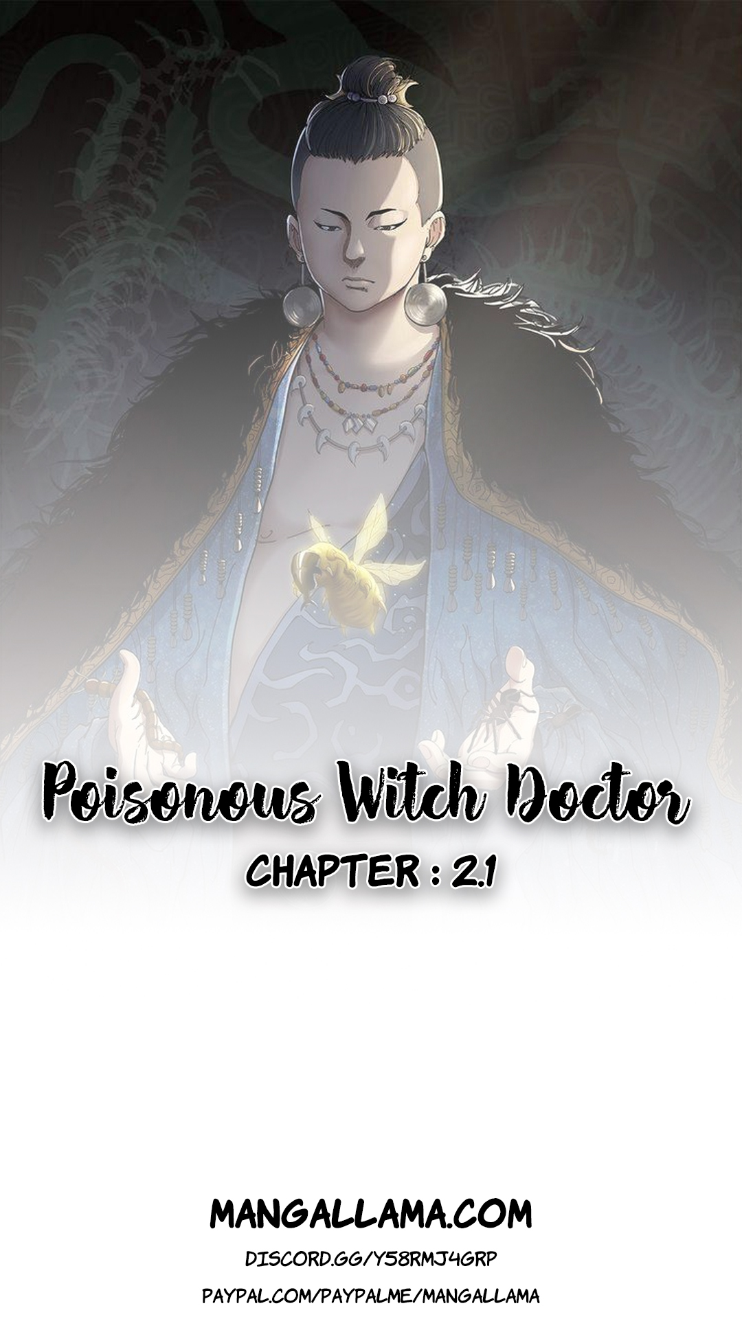 Poisonous Witch Doctor Ch. 2.1