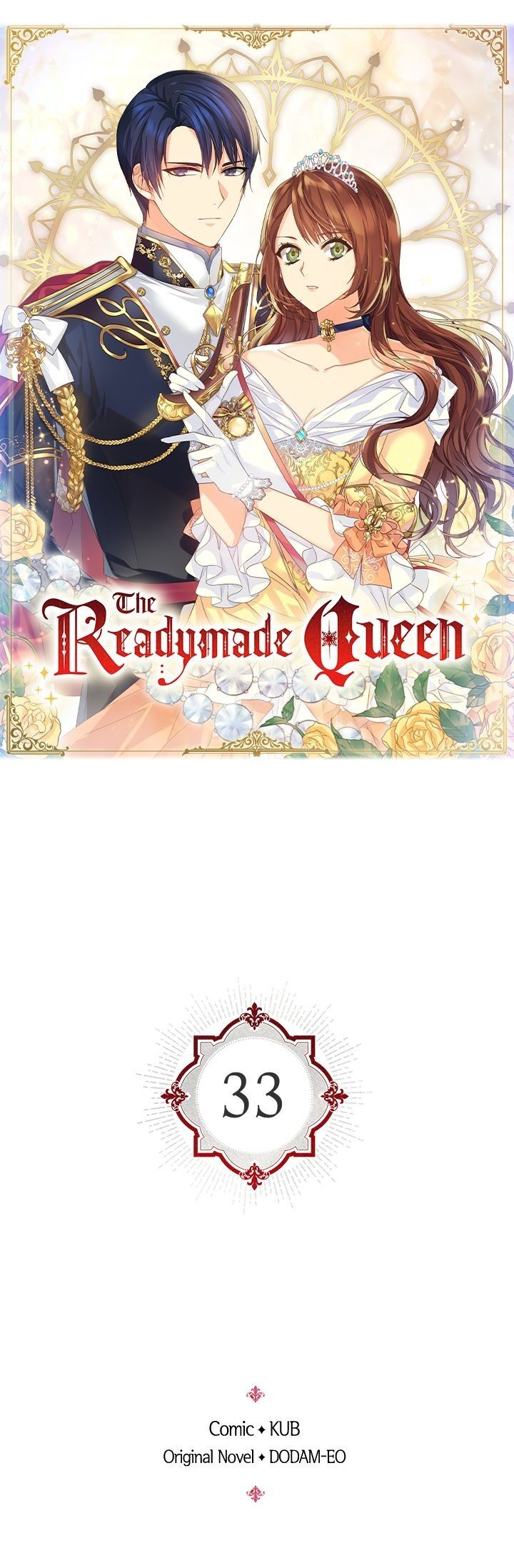The Readymade Queen Chapter 33