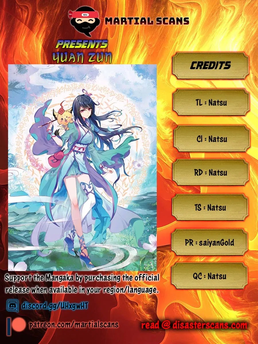 Yuan Zun Chapter 227.5: Team Wiped?