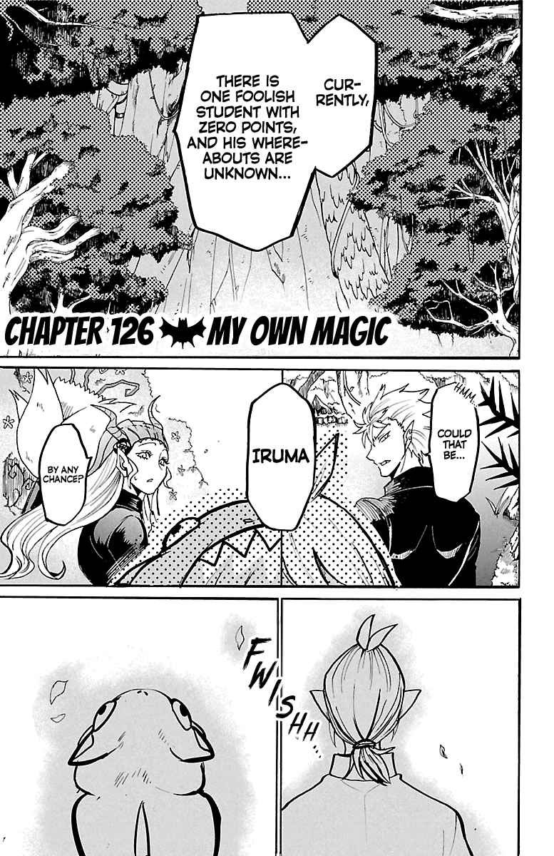 Mairimashita! Iruma kun Vol. 15 Ch. 126 My Own Magic